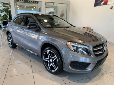 Certified Pre-Owned 2016 Mercedes-Benz GLA GLA 250 Sport